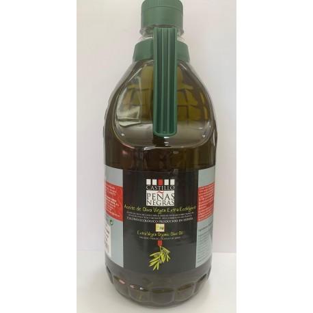 Aceite de Oliva Virgen Extra Pet 2 L (Castillo Peñas Negras)