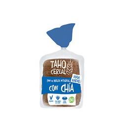 Pan de Molde con Chia 400 Gr (Taho Cereal)