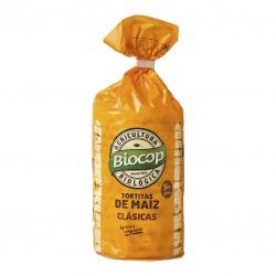 Tortitas de Maiz Sin Gluten 120 Gr (Biocop)