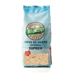 Copos de Avena Integral Supreme, 500 Gr (Biocop)