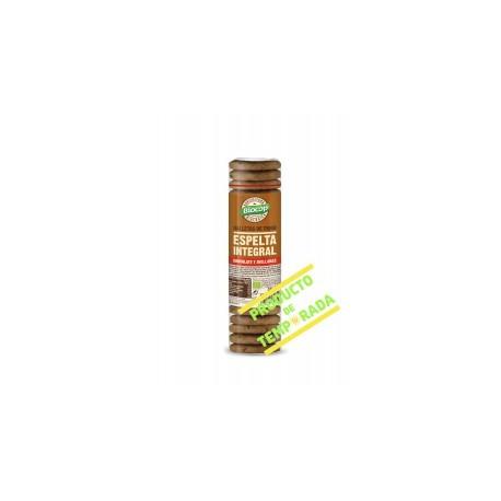 Galleta Espelta Integral Chocolate Avellanas 250 Gr (Biocop)