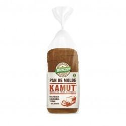 Pan de Molde Blanco de Kamut 400 Gr (Biocop)