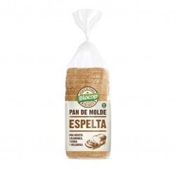 Pan de Molde Blanco de Espelta 400 Gr (Biocop)