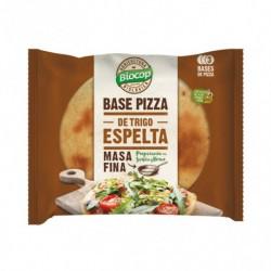 Base de Pizza de Espelta Masa Fina 3 bases (Biocop)