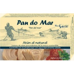 Atún al Natural 120 Gr (Pan do mar)