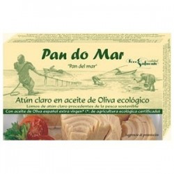 Atún en Aceite de Oliva 120 Gr (Pan do mar)