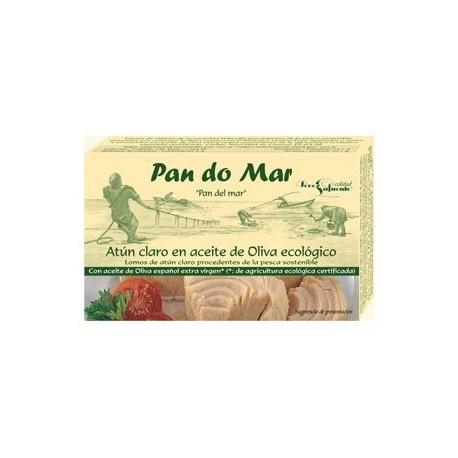 Atun en Aceite de Oliva 120 Gr (Pan do mar)