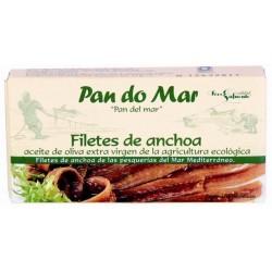 Filetes de Anchoa 50 Gr (Pan do mar)