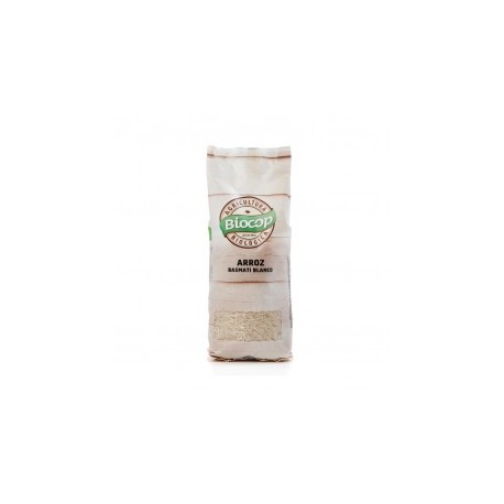 Arroz Basmati Blanco 500 Gr (Biocop)