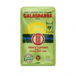 Arroz Semi-Integral 1 Kg (Calasparra)