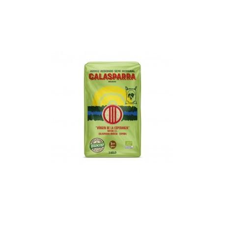 Arroz Semi-Integral 1 Kg (Calasparra)