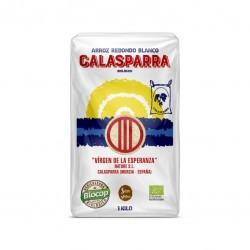 Arroz Redondo Blanco 1 Kg (Calasparra)