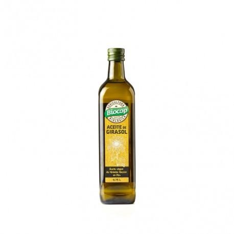 Aceite de Girasol 0,75 L (Biocop)