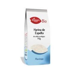 Harina de Espelta Blanca 1 Kg (El Granero)