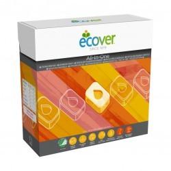 Lavavajillas Maquina con Abrillantador 65 Tabletas (Ecover)