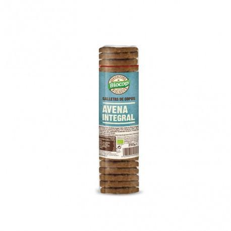 Galletas con Copos de Avena 250 Gr (Biocop)