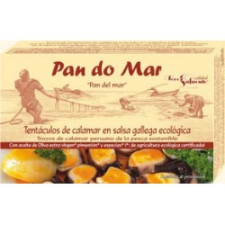 Tentáculos de Calamar en Salsa Gallega 120 Gr (Pan do mar)