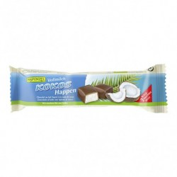 Barrita de Coco con Chocolate con Leche 50 Gr (Rapunzel)