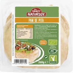 Pan de Pita 280 Gr (Natursoy)