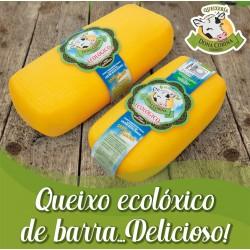 Queso en Barra Arzúa-Ulloa, Porción 200 Gr Aprox (Doña Cobiña)