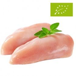 Pechuga de Pollo Ecológico Entera, Pack 0,4 Kgs (Coren)