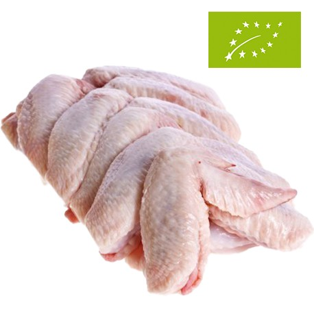 Alas de Pollo Ecológico, Pack 0,5 Kgs (Coren)