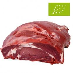Aguja de Ternera Asturiana Ecológica Fileteada, Pack 0,5 Kg (Bioastur)