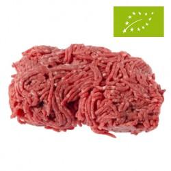 Carne Picada Mixta de Ternera Ecológica y Cerdo Ecológico, Pack 0,250 Kg (Ecoviand)