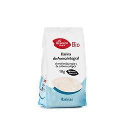 Harina de Avena Integral Bio 1 Kg (El Granero)