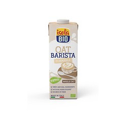 Bebida de Avena Barista 1 L (isola Bio)