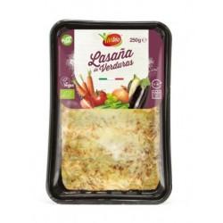 Lasaña de Verduras Vegan Sin Gluten 250 Gr (Vivibio)