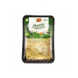 Lasaña de Espinacas Vegan Sin Gluten 250 Gr (Vivibio)