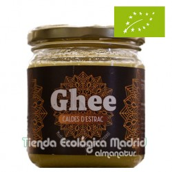 Mantequilla Clarificada Ghee 250 Ml (Caldes Dèstrac)