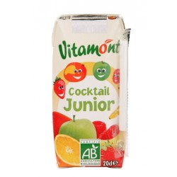 Zumo Cocktail Junior 6 x 20 Cl (Vitamont)