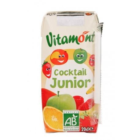 Zumo Cocktail Junior 6 x 20 Cl (Vitamont)