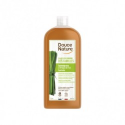 Champú Gel Ducha Lemongrass Citronela 1 L (Douce Nature)