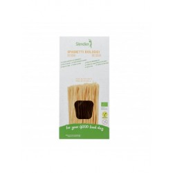 Espaguetis de Soja Sin Gluten 200 Gr (Slendier)