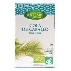 Cola de Caballo, 20 Bolsitas (Artemis)