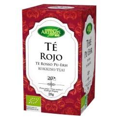 Te Rojo 20 Bolsitas (Artemis)
