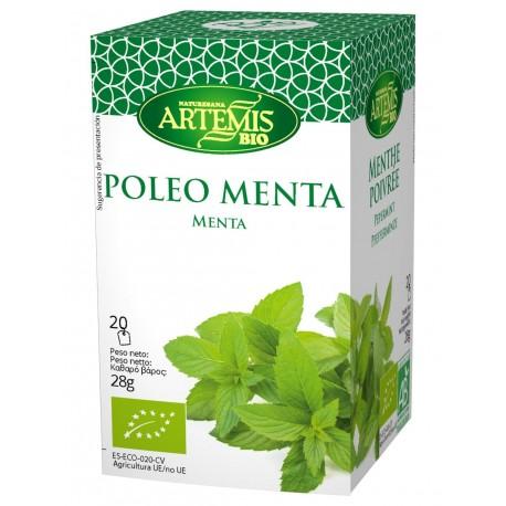 Menta Poleo 20 Bolsitas (Artemis)