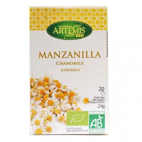Manzanilla 20 Bolsitas (Artemis)