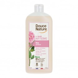 Gel de Ducha de Rosas 1 L (Douce Nature)