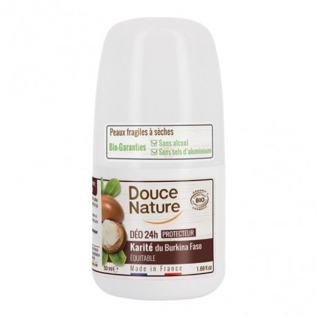 Desodorante Roll-on Karité 50 Ml (Douce Nature)