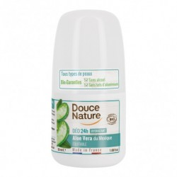 Desodorante Roll-on Aloe Vera 50 Ml (Douce Nature)