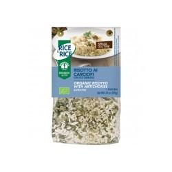 Risotto con Boletus 250 Gr (Rice & Rice)