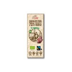 Chocolate Negro 73 % Cacao 25 Gr (Solé)