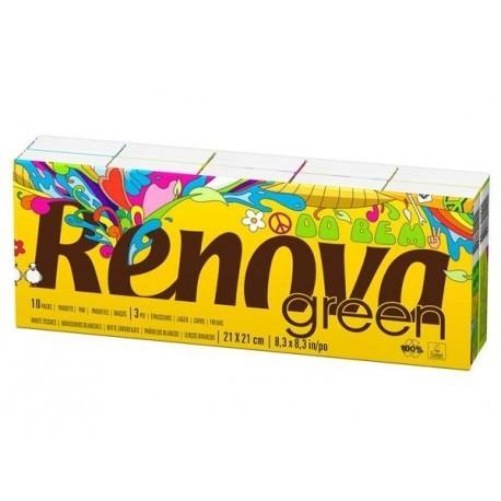 Pañuelos 100% Reciclados (Renova-Green)