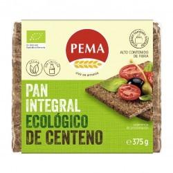Pan Integral de Centeno 375 Gr (Pema)