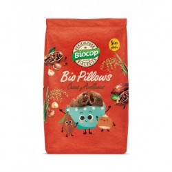 Pillows de Cacao y Avellanas 300 Gr (Biocop)