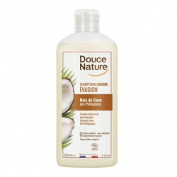 Champú Gel Ducha Coco 1 L (Douce Nature)